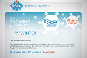 Etap (Accor) HTML Email