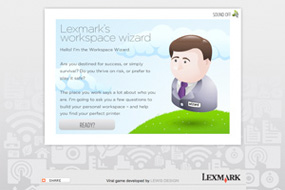 Lexmark Workspace Wizard