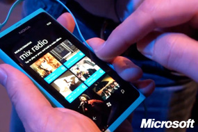 Microsoft Demo Videos (Nokia World)