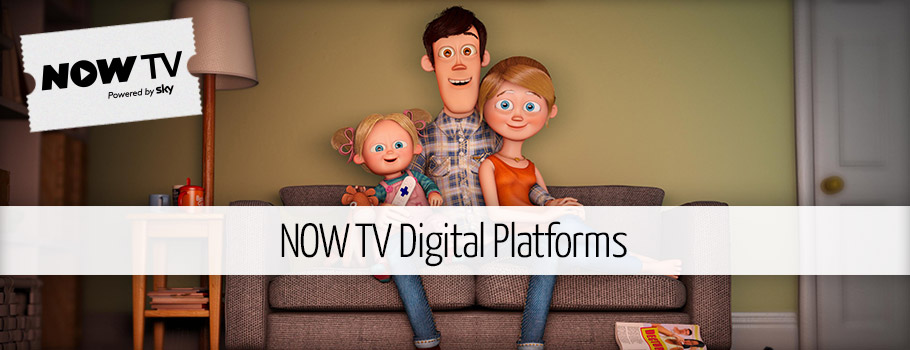 NOW TV Digital Platforms
