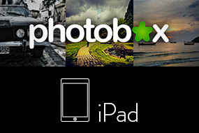 Photobox iPad App