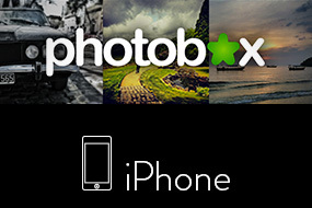 Photobox iPhone App